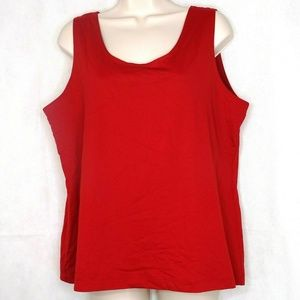 Chicos Tank Top Career Shell Pullover Size 3 XL 16
